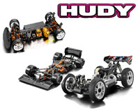 HUDY TOURING CAR