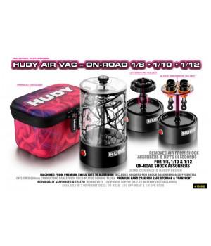 HUDY AIR VAC - VACUUM PUMP - ON-ROAD 1/8, 1/10, 1/12