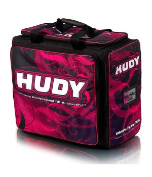 HUDY  HUDY 1/10 TOURING CARRYING BAG + TOOL BAG - V2 - EXCLUSIVE EDITION