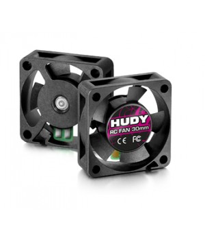 HUDY  HUDY BRUSHLESS RC FAN 40MM