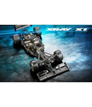 XRAY X1'21 - Luxury 1/10 Formula
