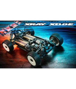 Xray XB8E - 2021 - 1:8 Luxyry Electric Óff-Road Buggy KIT