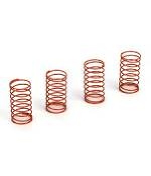Damper Spring, Medium (4): Micro SCT, Rally