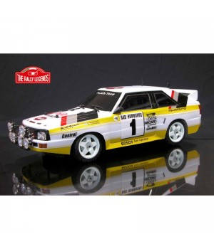 Rally Legends AUDI QUATTRO RALLY 1985 ARTR (VERNICIATA)