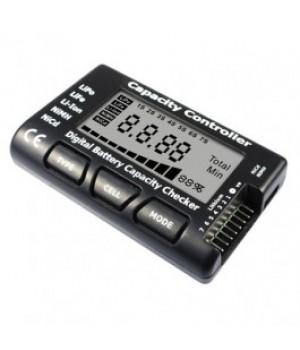 Ev-Peak EV-Tester digitale capacità batterie LiPo-LiFe-Li-Ion-NiMh-NiCd