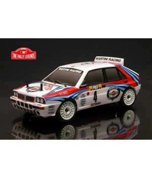 Rally Legends LANCIA DELTA RALLY EVO 2 1992 ARTR (TRASPARENTE)