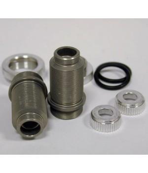 E4 corpo ammoritzzatori in alluminio trattato