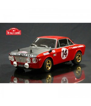 Rally Legends FULVIA HF 1600 RALLY 1972 ARTR (VERNICIATA)