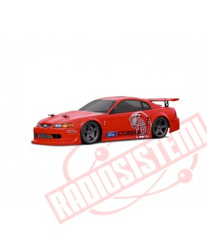 HPI CARROZZERIA FORD MUSTANG COBRA R WB 140MM 1/18