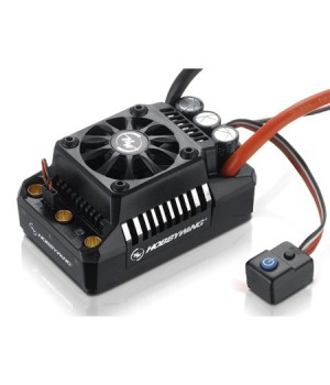 Hobbywing EZRUN MAX5 V3 200A. Regolatore brushless sensorless waterproof - 1/8-1/5 On/Off-Road - Monster - Truggy