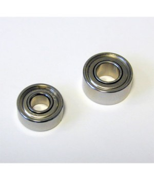 Hobbywing Cuscinetti 10x4x3,9 + 11x5x4,9 per motori brushless 3672 (2)