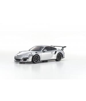 Kyosho MINI-Z PORSCHE 911 GT3 RS SILVER (N-RM)