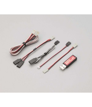 KoPropo ICS-USB Adapter HS for Servo and Radio Setup