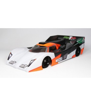 MON-TECH carrozzeria MF-10 Pan Car 1/10 200mm -asphalt-