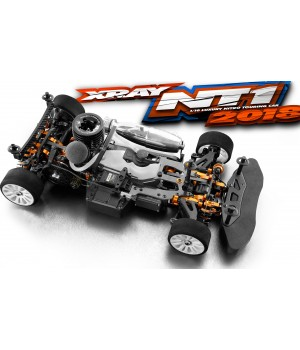 XRAY NT1 - 2018 SPECS - 1/10 LUXURY NITRO TC