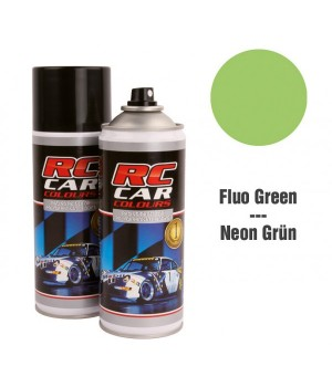 Ghiant RC CAR COLOURS VERDE FLUORESCENTE RCC1008