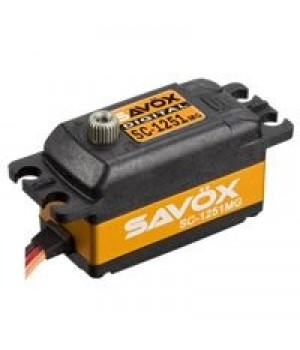 Savox SC-1251MG digital servo