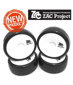 ZAC Project TIRES EP 1/10 MEDIUM BY CAPRICORN