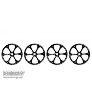 HUDY  ALU SET-UP WHEEL FOR 1/8 OFF-ROAD (4)
