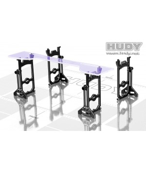 HUDY  SET-UP UNIVERSALE 1/10 OFF ROAD