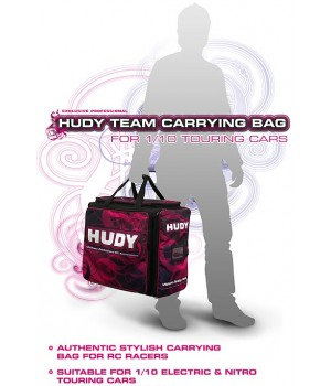 HUDY 1/10 TOURING CARRYING BAG + TOOL BAG - V2 - EXCLUSIVE EDITION