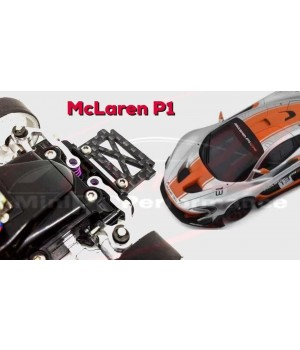 NX-0012 Nexx Racing Mini-Z McLaren P1 Carbon Fiber Adapter
