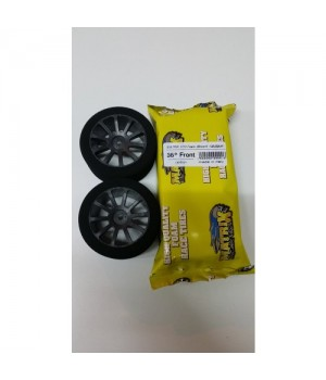 MATRIX NEW MATRIX TYRE AIR 1/10 TOURING IN SPUGNA POSTERIORI 42 SHORE