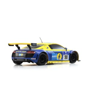 Kyosho MINI-Z RWD Series Ready Set Audi R8 LMS Phoenix Racing NBR 2010