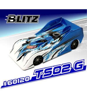 Blitz carrozzeria TS02G 200mm 1.0mm GP