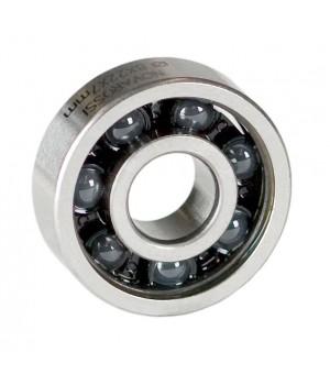 Novarossi Cuscinetto anteriore 4,66cc Ø19x7x6mm doppio schermo in gomma - 7 sfere in acciaio