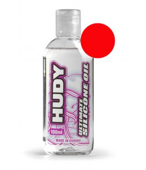HUDY ULTIMATE SILICONE OIL 650 cSt - 100ML