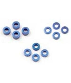 XRAY SET RONDELLE ALU (1,0-2,0-3,0 mm) T2/T3/T4