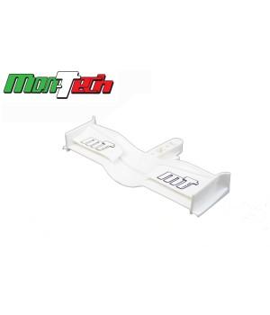 MON-TECH alettone F1 Anteriore Bianco - Wing F1 front White