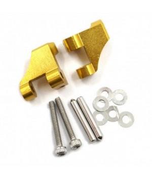 Atomic MRZ Aluminum Upper Arm 2 pcs Gold