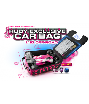 HUDY CAR BAG - 1/10 OFF-ROAD