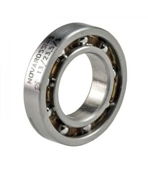 Novarossi Cuscinetto posteriore 3,5cc Ø14x25,8x5,7x4,7mm - 9 sfere in acciaio