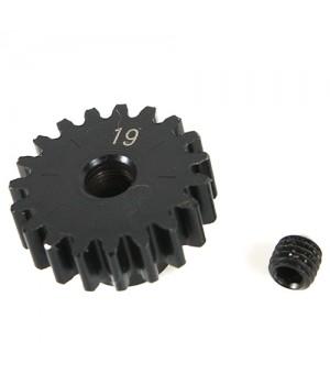 K-Factory pignone 19T M1 5mm in acciaio per elettrico