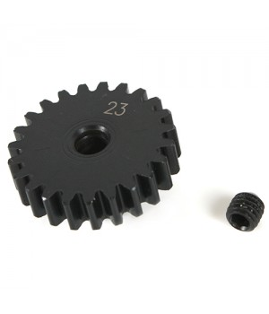 K-Factory pignone 23T M1 5mm in acciaio per elettrico