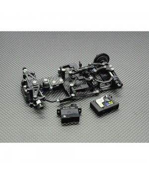 GL RACING GLR-GT 1/28 RWD CHASSIS - NO RX