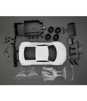 GL RACING GL R8LMS WHITE KIT SET