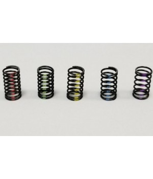 GL RACING GLR CENTRAL SHOCK SPRING SET