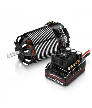 XERUN COMBO XR8 PRO G2 200A. + 4268SD G3 2000KV - 1/8 On-Road Competition 38020429