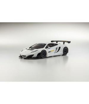 KYOSHO AUTOSCALE MINI-Z MCLAREN 12C GT3 2013 BIANCA (W-MM)