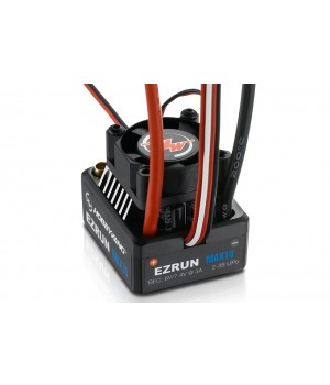 Hobbywing EZRUN MAX10 60A. Regolatore brushless sensorless waterproof
