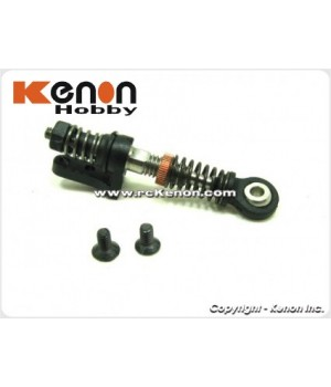 PN RACING MINI-Z MR015/02 DUAL SPRING CENTER SHOCK SET