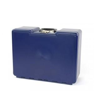 Bollicine Polyno Cassetta porta attrezzi in ABS Bue a 8 cassetti