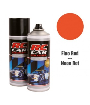 Ghiant RC CAR COLOURS ROSSO FLUORESCENTE RCC005