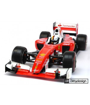 Bitty Design Carrozzeria 1/10 F1 TYPE-6C