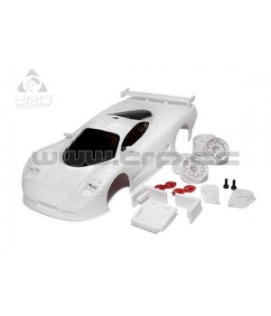 TRPScale Carrozzeria Mosler MT900 bianco DA VERNICIARE